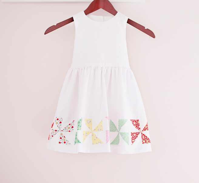 Pinwheel Dress B