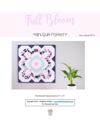 Tutorial - Full Bloom